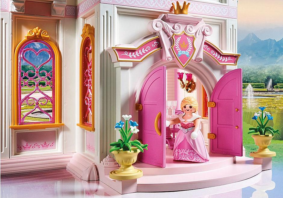 70447 Large Princess Castle detail image 5