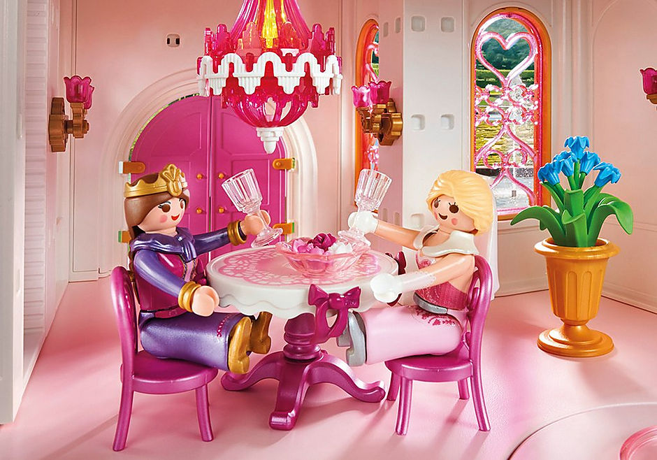 70447 Stort prinsesseslot  detail image 6
