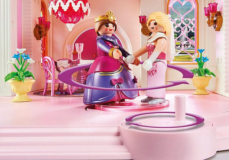 70447 Large Princess Castle detail image 9