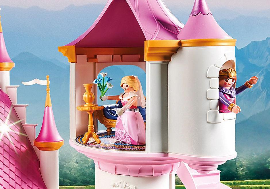 70447 Large Princess Castle detail image 10
