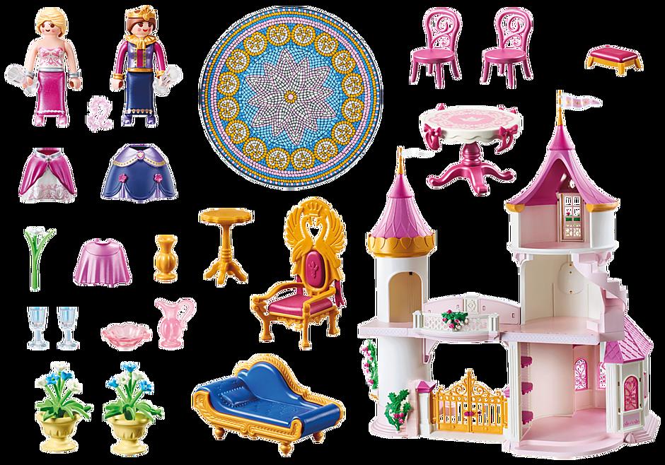 70448 Princess Castle detail image 3