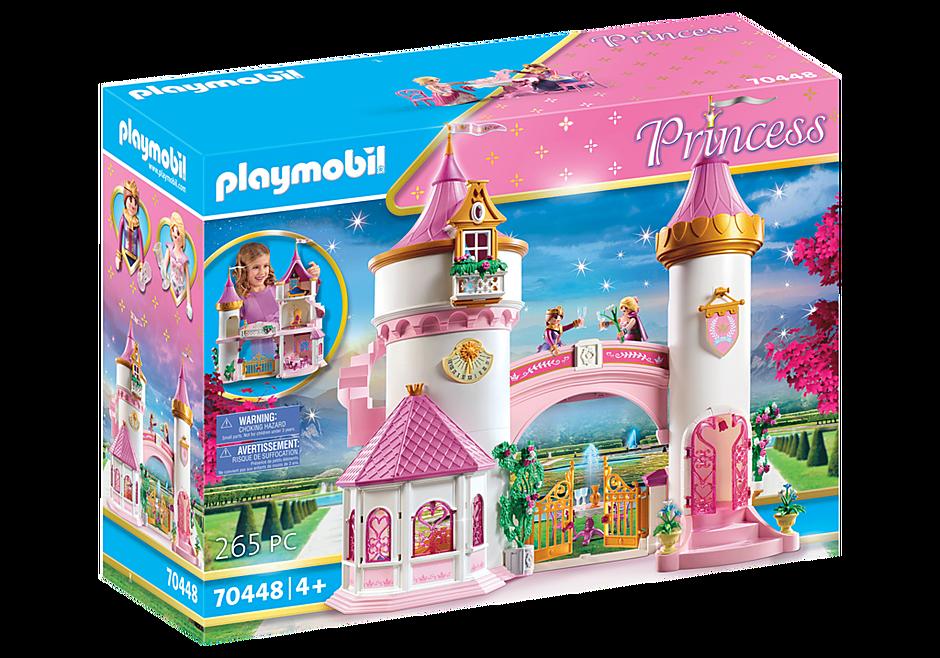 70448 Princess Castle detail image 2