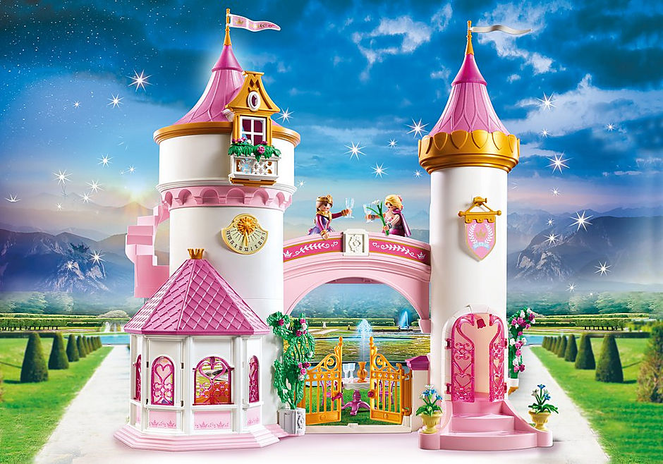 70448 Castillo de Princesas detail image 1