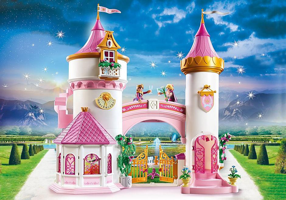 70448 Princess Castle detail image 1