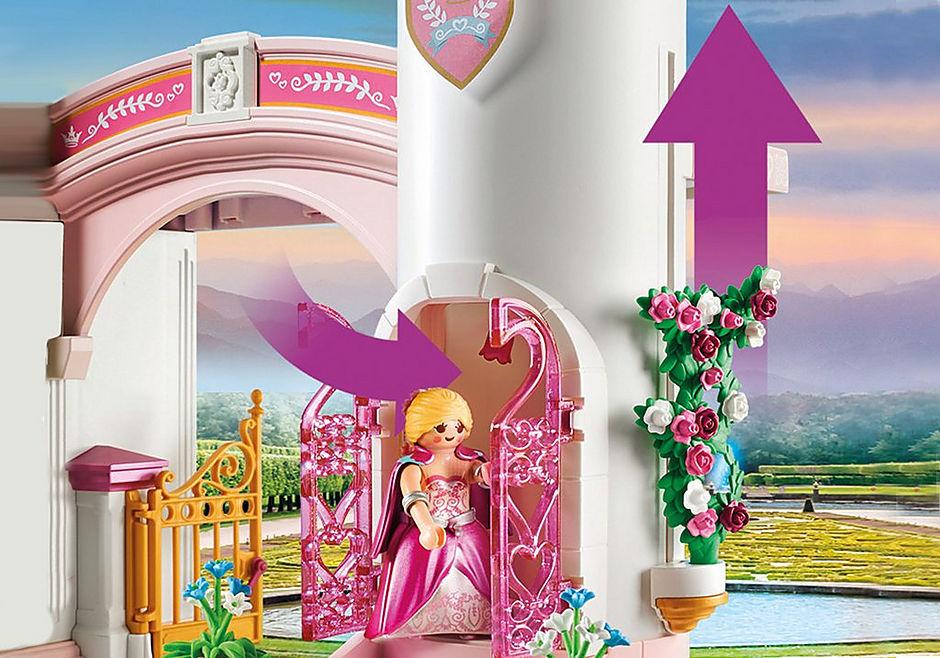 70448 Princess Castle detail image 4