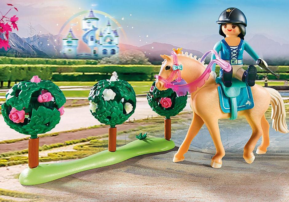 70450 Lezione di equitazione della Principessa detail image 5