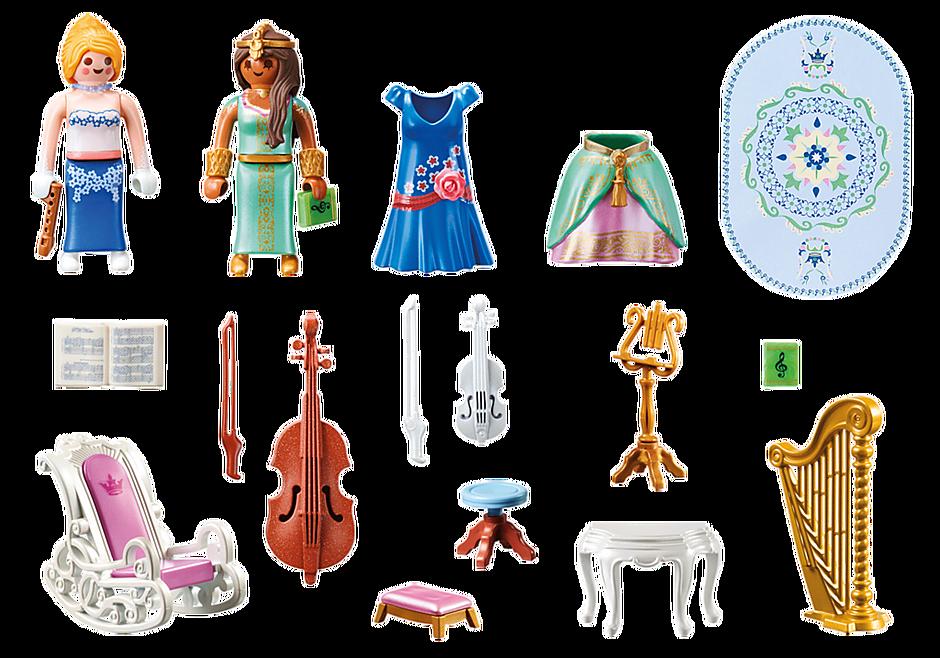 70452 Salle de musique du palais detail image 3