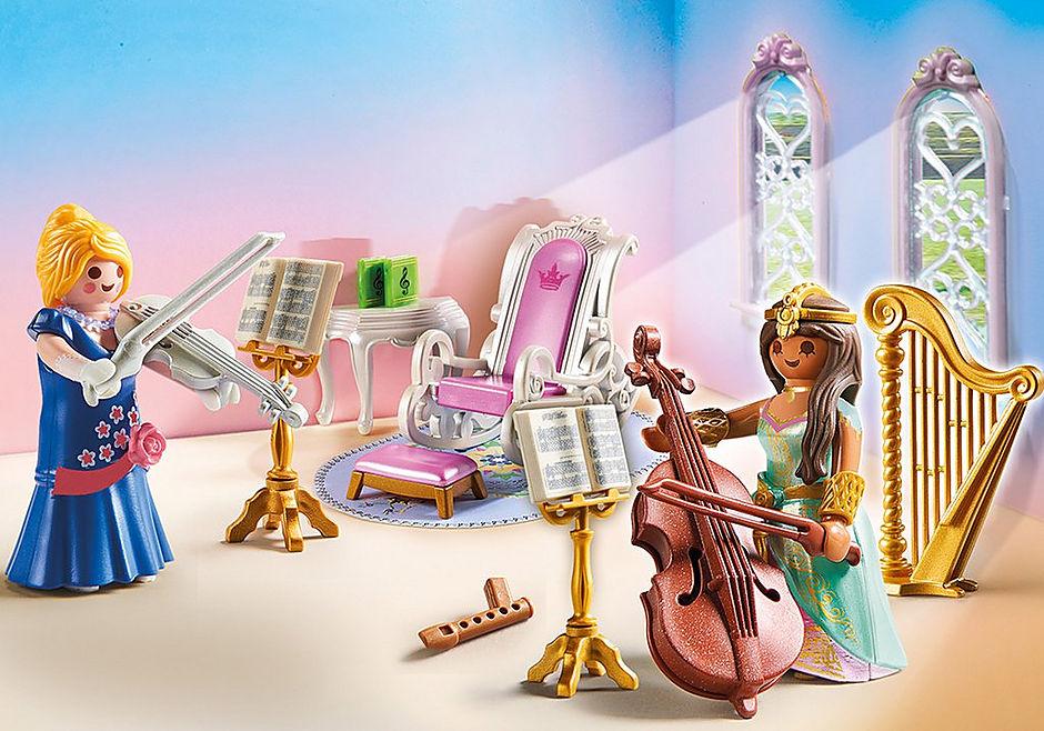 70452 Salle de musique du palais detail image 1