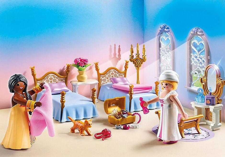 70453 Chambre de princesse avec coiffeuse detail image 1