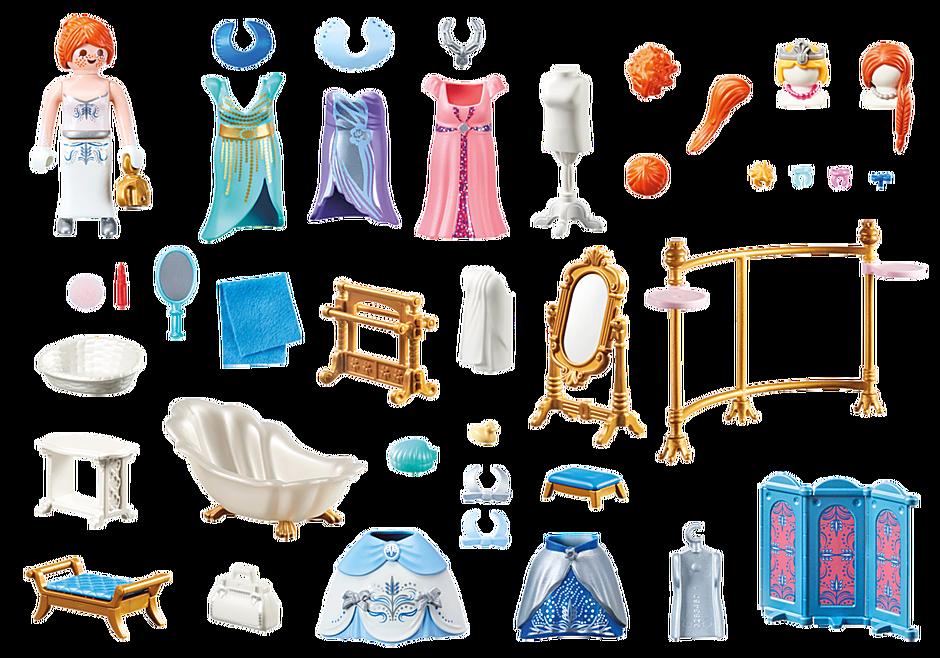 70454 Salle de bain royale avec dressing detail image 3