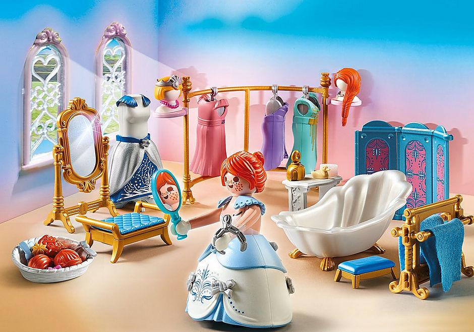 70454 Salle de bain royale avec dressing detail image 1
