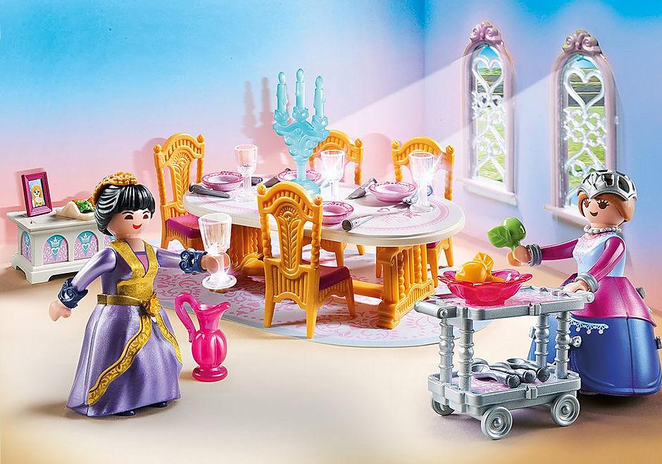 70455 Salle à manger royale detail image 1