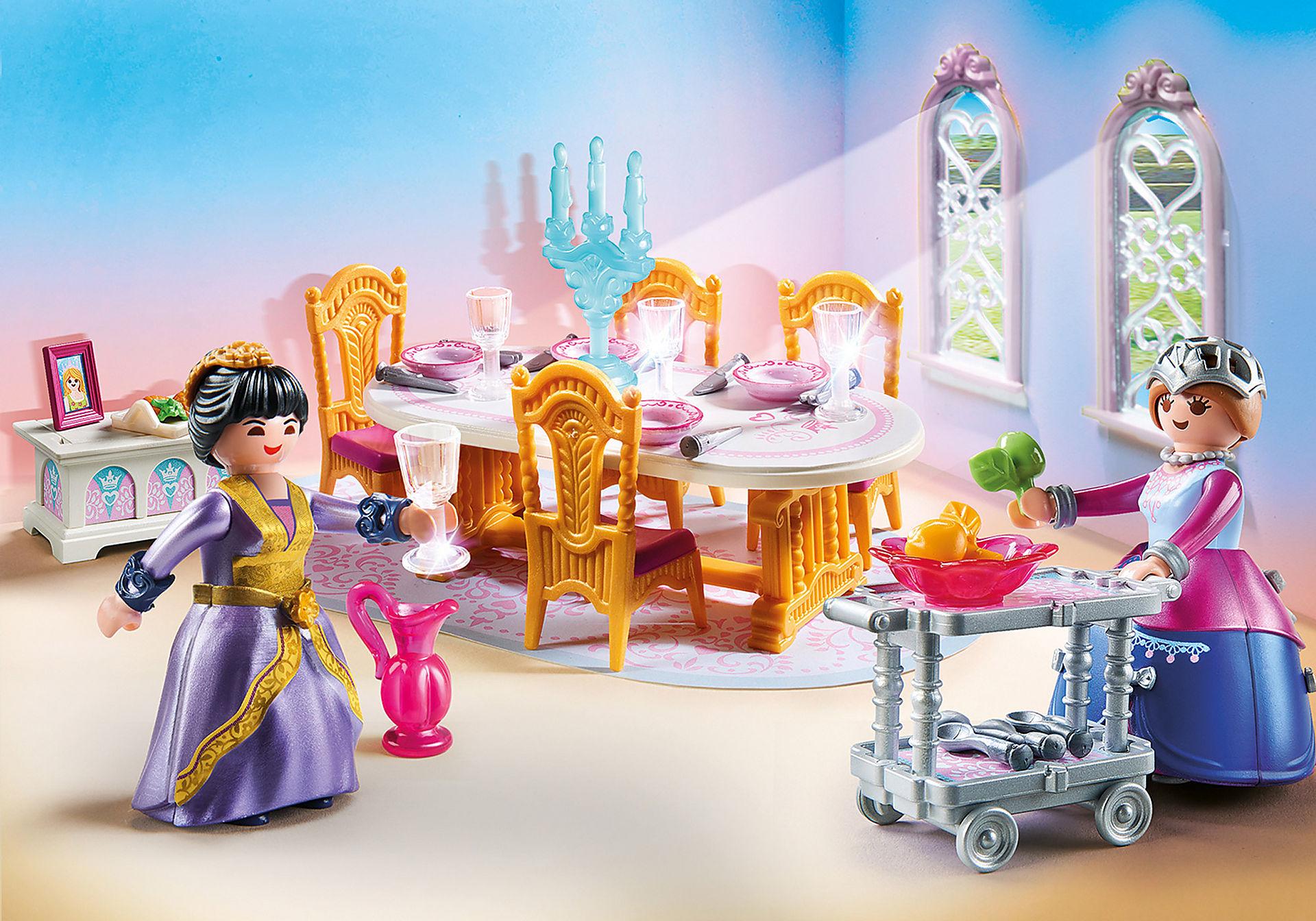70455 Salle à manger royale zoom image1
