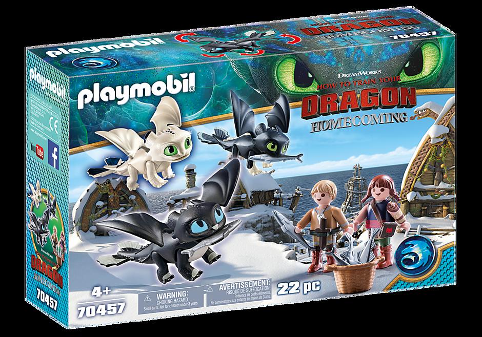 http://media.playmobil.com/i/playmobil/70457_product_box_front/Dzieci wikingów ze smoczątkami