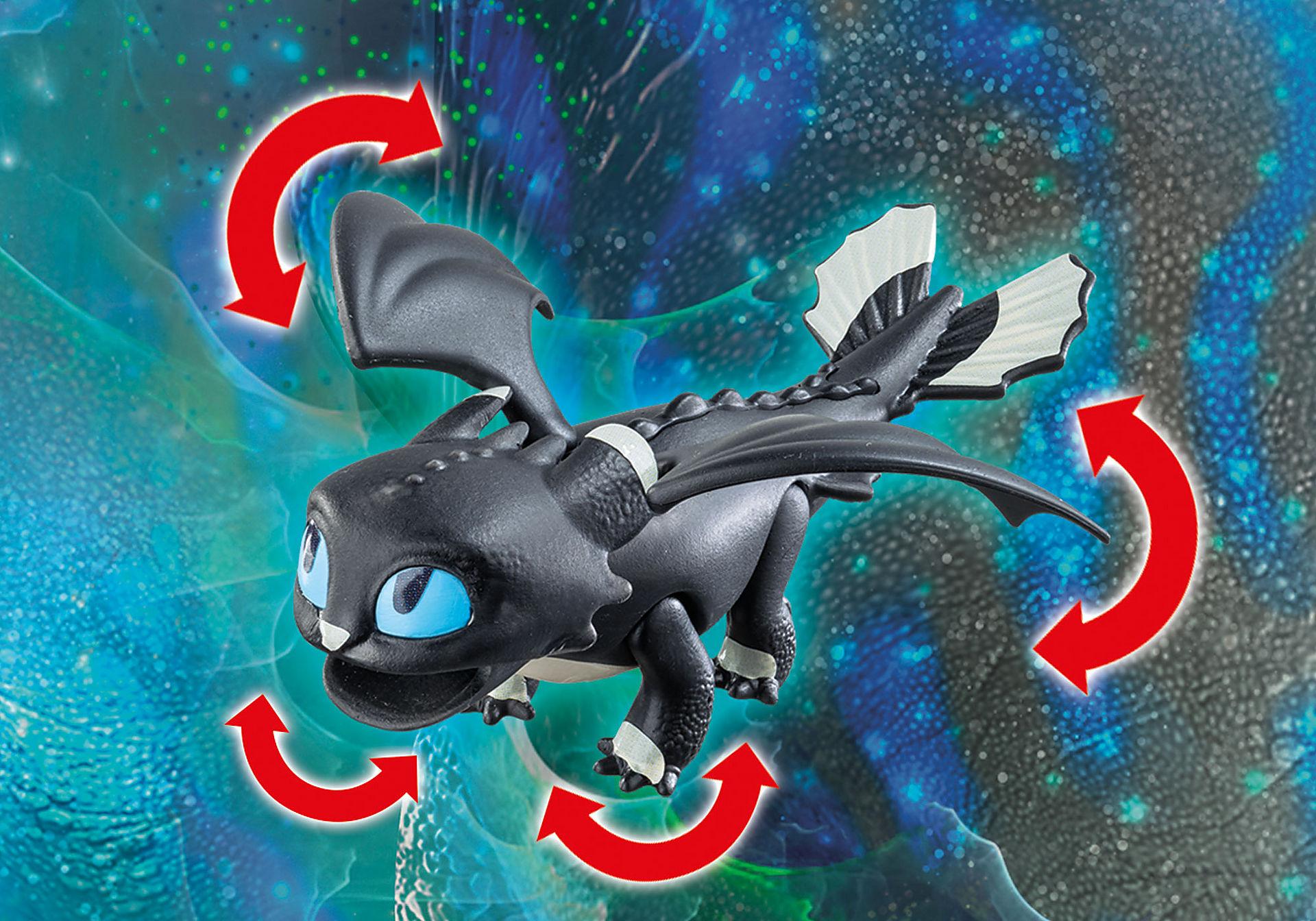 http://media.playmobil.com/i/playmobil/70457_product_extra1/Małe smoki z dziećmi