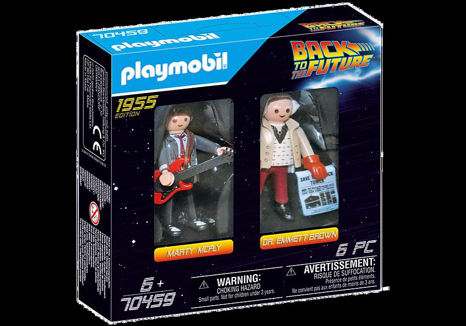 70459 DuoPack Marty McFly et Dr. Emmet Brown detail image 2