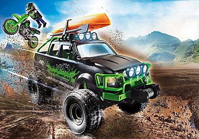 70460 Αγωνιστικό αυτοκίνητο και μηχανή ανωμάλου εδάφους