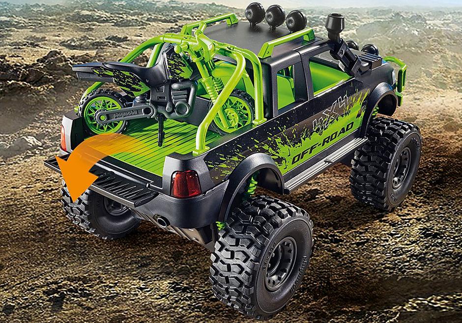 70460 Αγωνιστικό αυτοκίνητο και μηχανή ανωμάλου εδάφους detail image 5