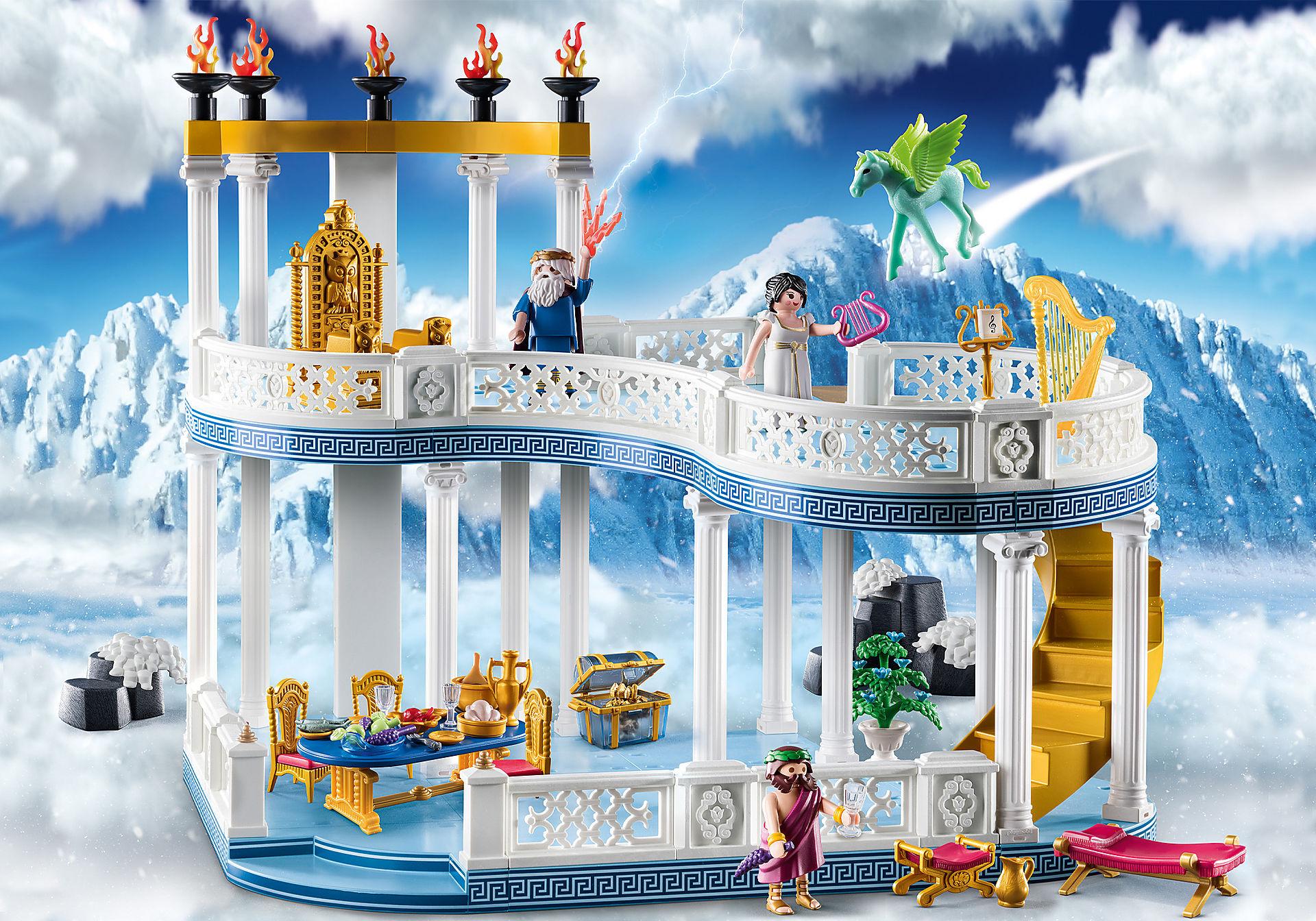 70465 Palácio no Monte Olimpo zoom image1