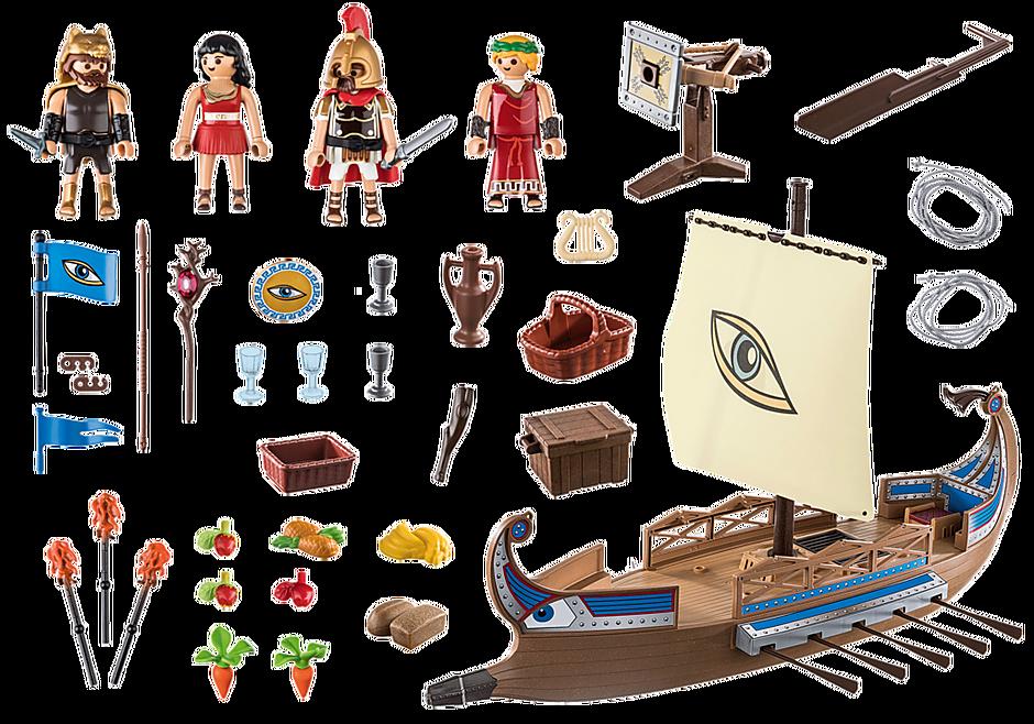 70466 Argo et les argonautes detail image 3
