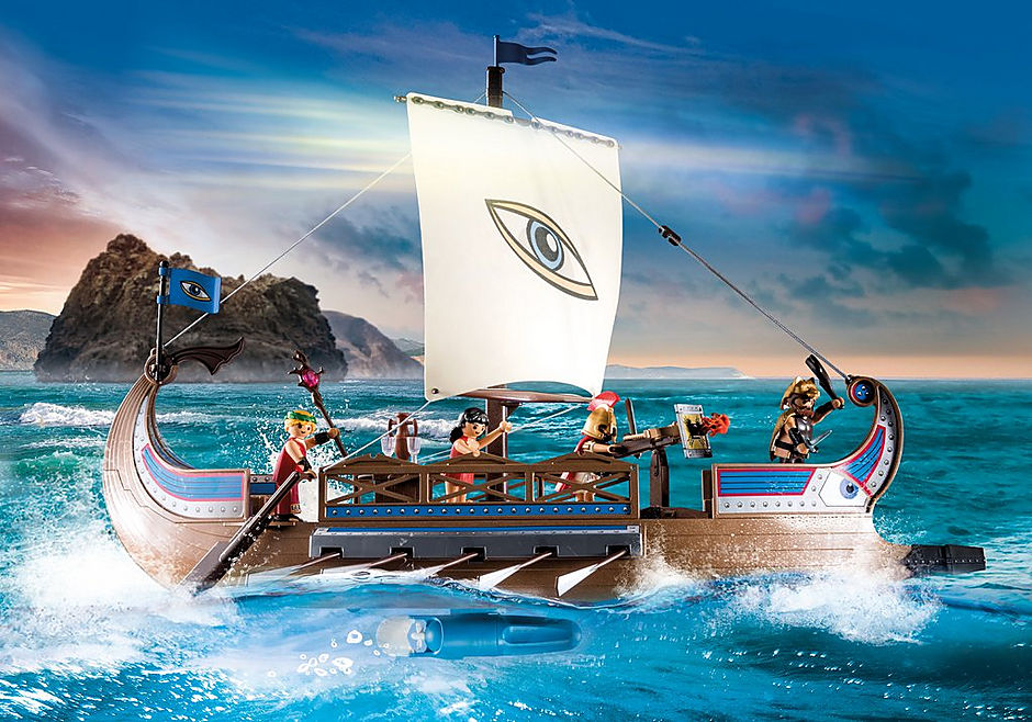 70466 Argo and the Argonauts detail image 4