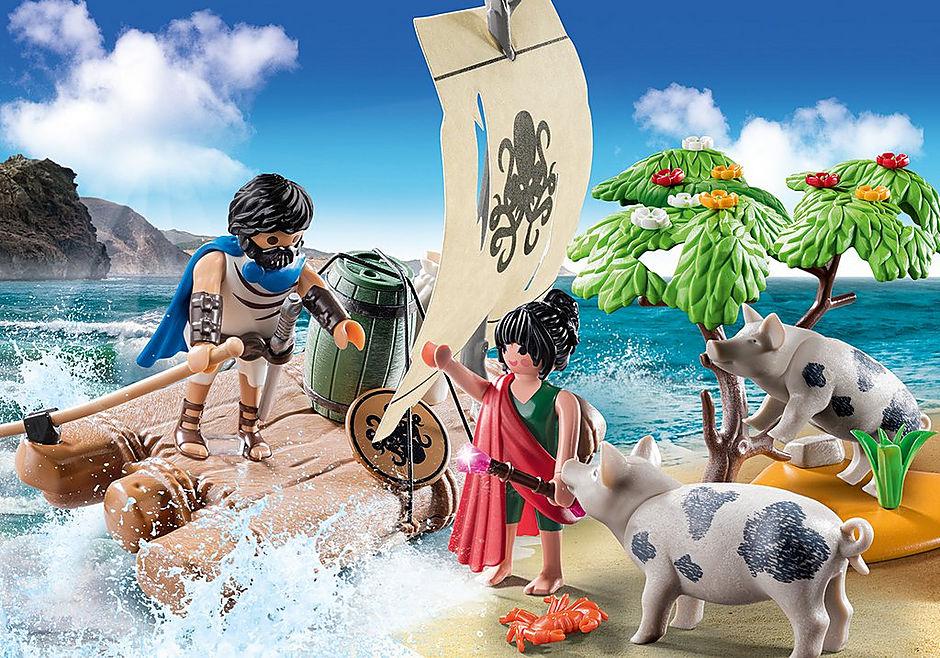 70468 Odysseus und Kirke detail image 1