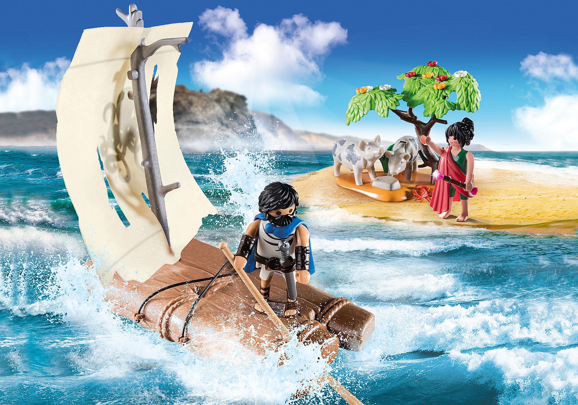 70468 Odysseus och Kirke zoom image4