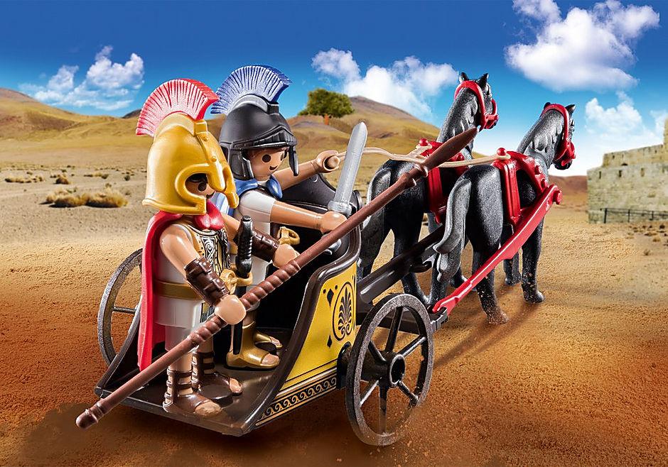 70469 Achilles im Streitwagen mit Patroklos detail image 4
