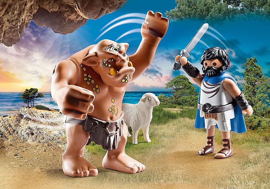 70470 Odysseus og Polyfem detail image 1