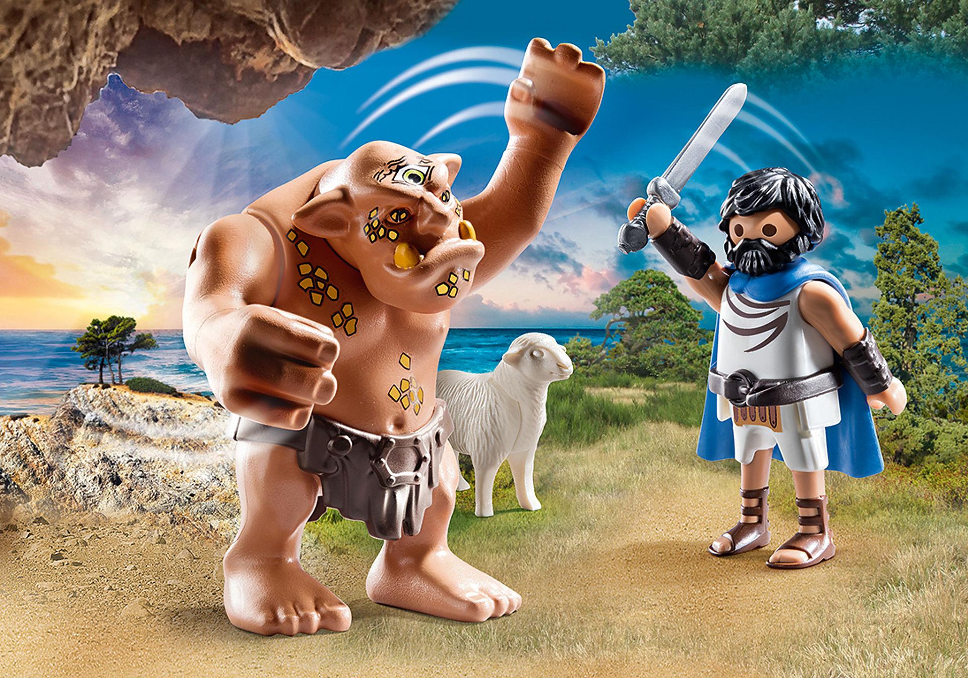 70470 Odysseus und Polyphem zoom image1