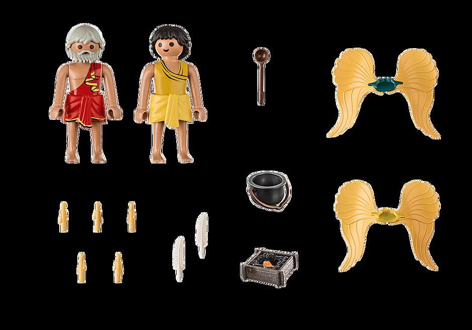 70471 Daedalus en Ikarus detail image 3