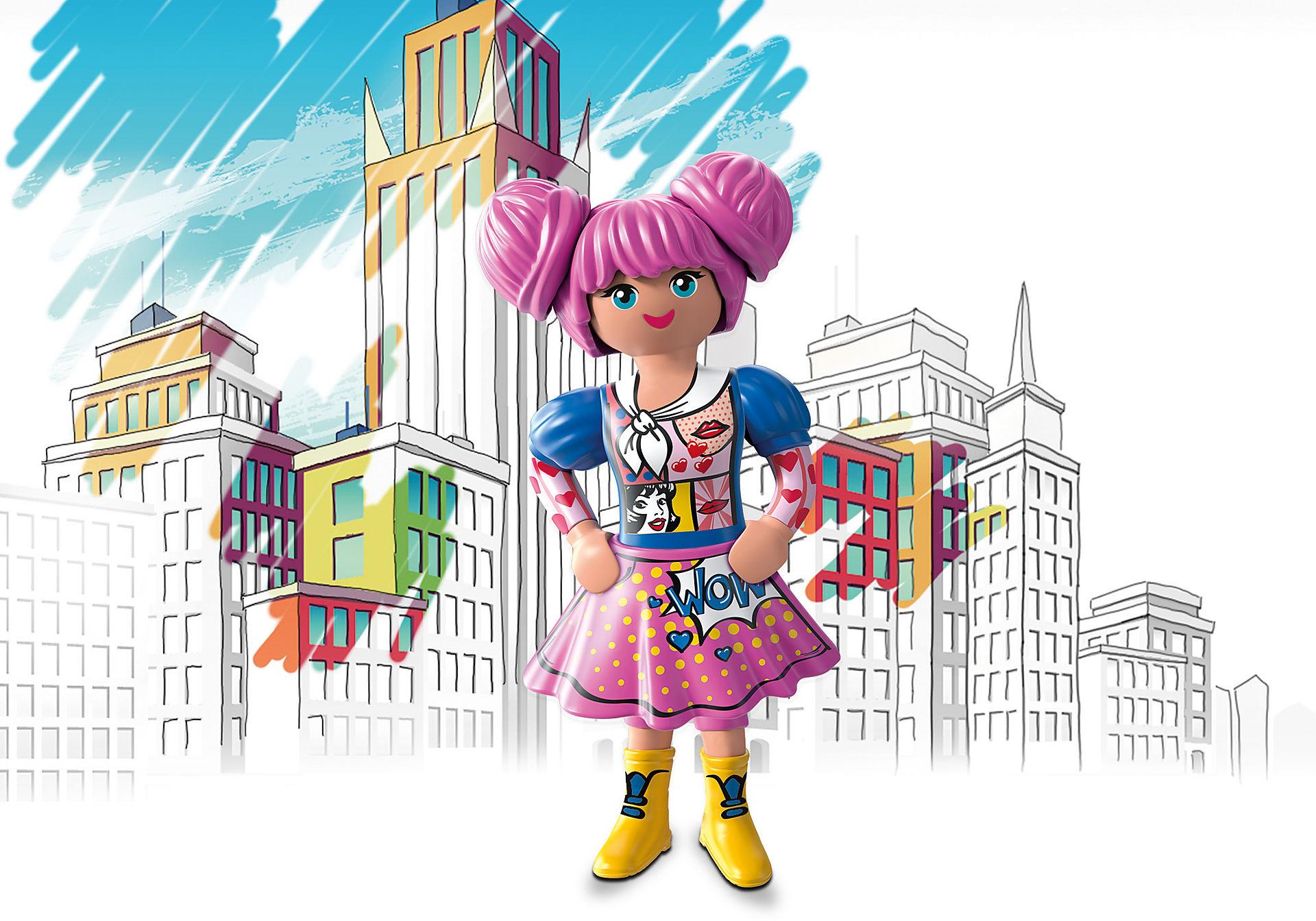 70472 Rosalee - Comic World zoom image1