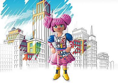 70472 Rosalee Comic World
