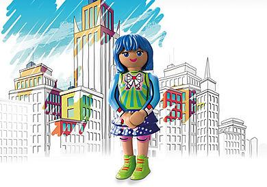 70477 Clare - Comic World