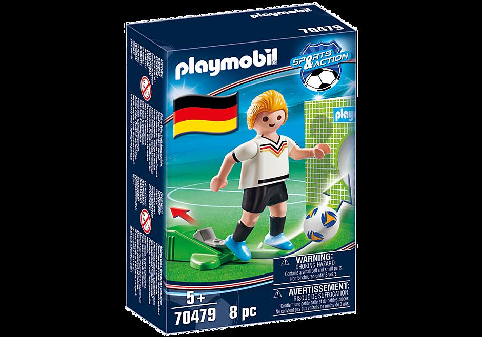 70479 Tysk fotbollsspelare detail image 2