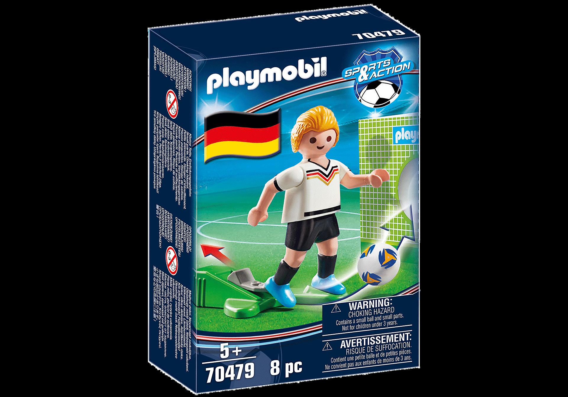 70479 Voetbalspeler Duitsland zoom image3