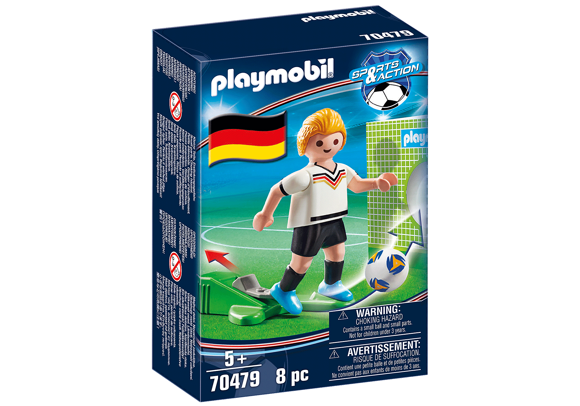 70479 Voetbalspeler Duitsland zoom image2