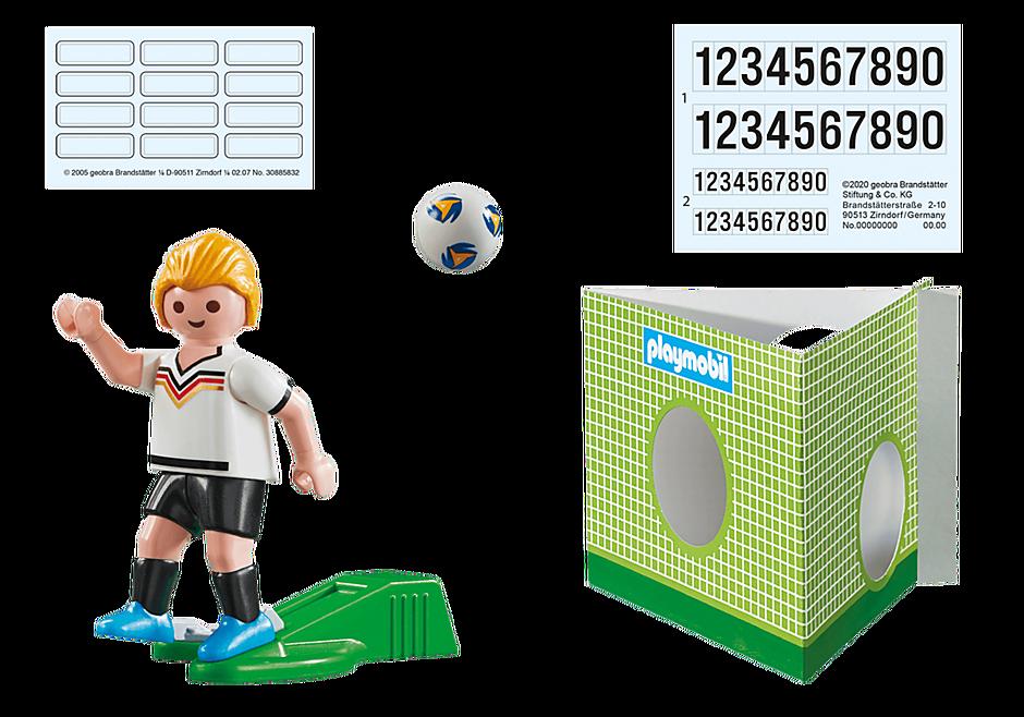 70479 Voetbalspeler Duitsland detail image 4