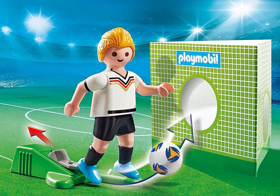 70479 Tysk fotbollsspelare detail image 1