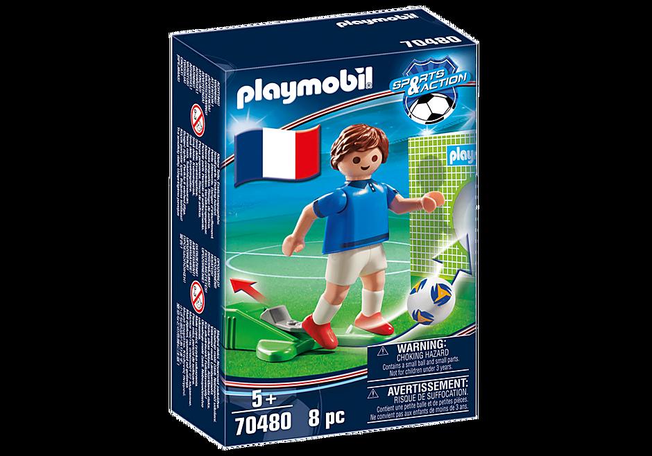 70480 Fransk fotbollsspelare A detail image 2