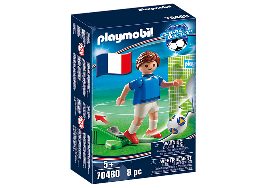 70480 Jugador de Fútbol - Francia  A detail image 2