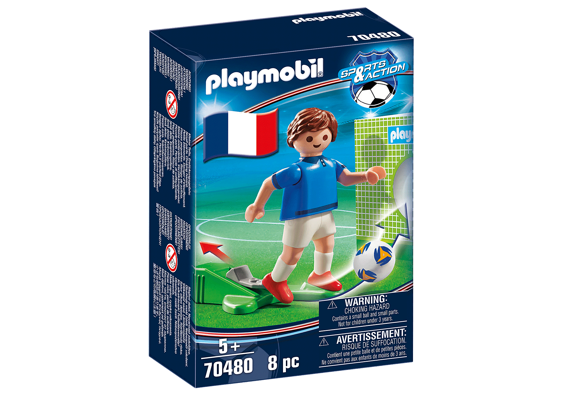 70480 National Player France A zoom image2