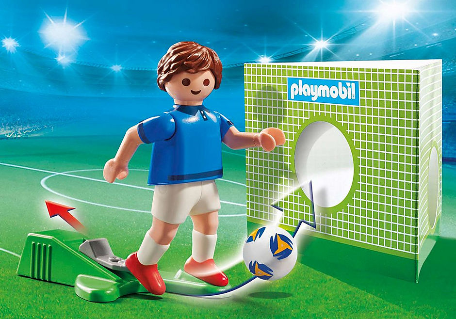 70480 Soccer Player France Light-Skinned detail image 1