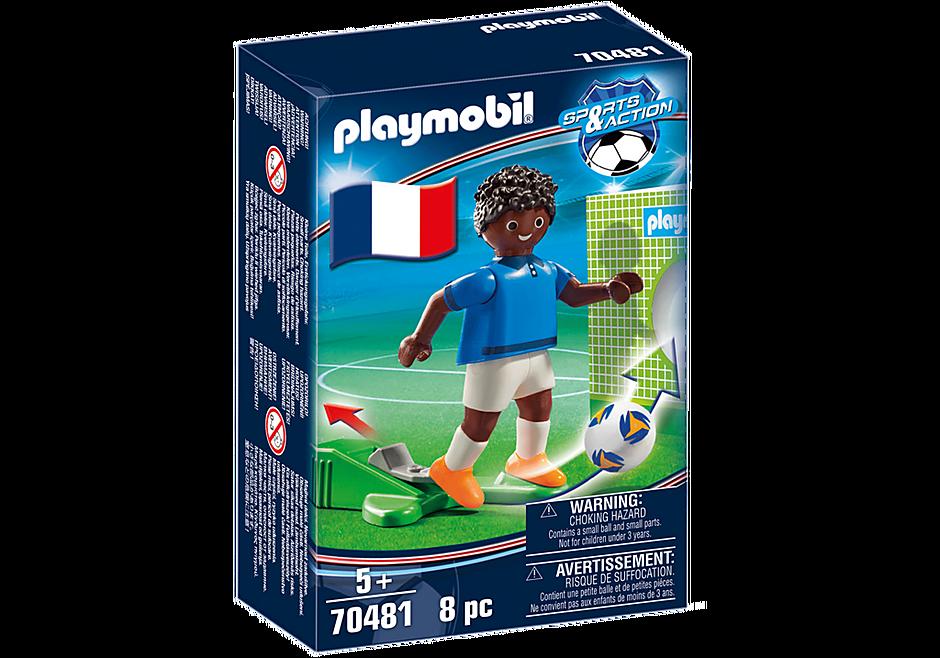 70481 Fransk fotbollsspelare B detail image 2