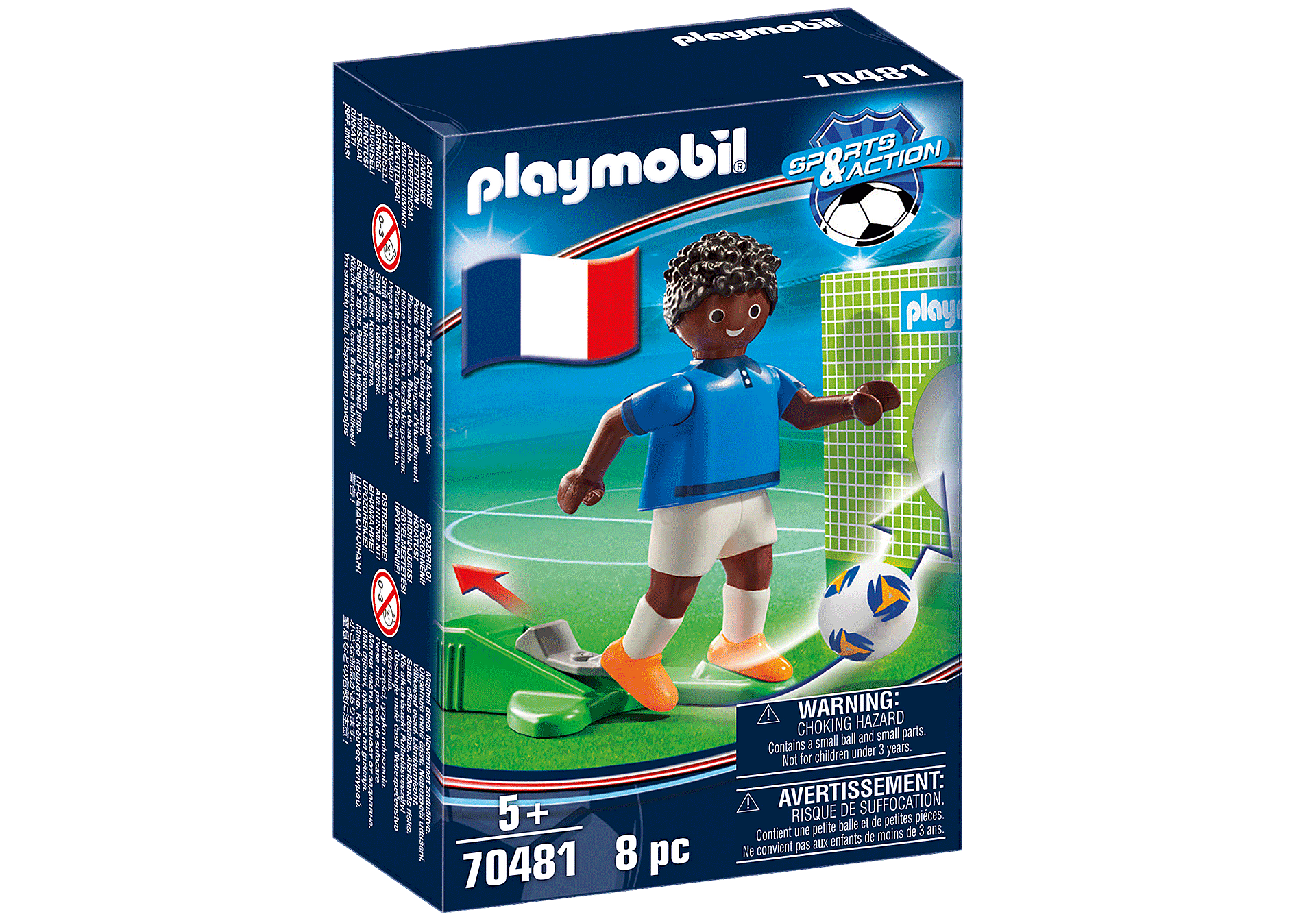 70481 National Player France B zoom image2