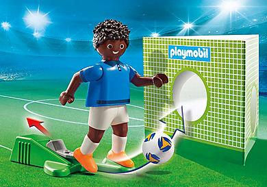 70481 Soccer Player France Dark-Skinned