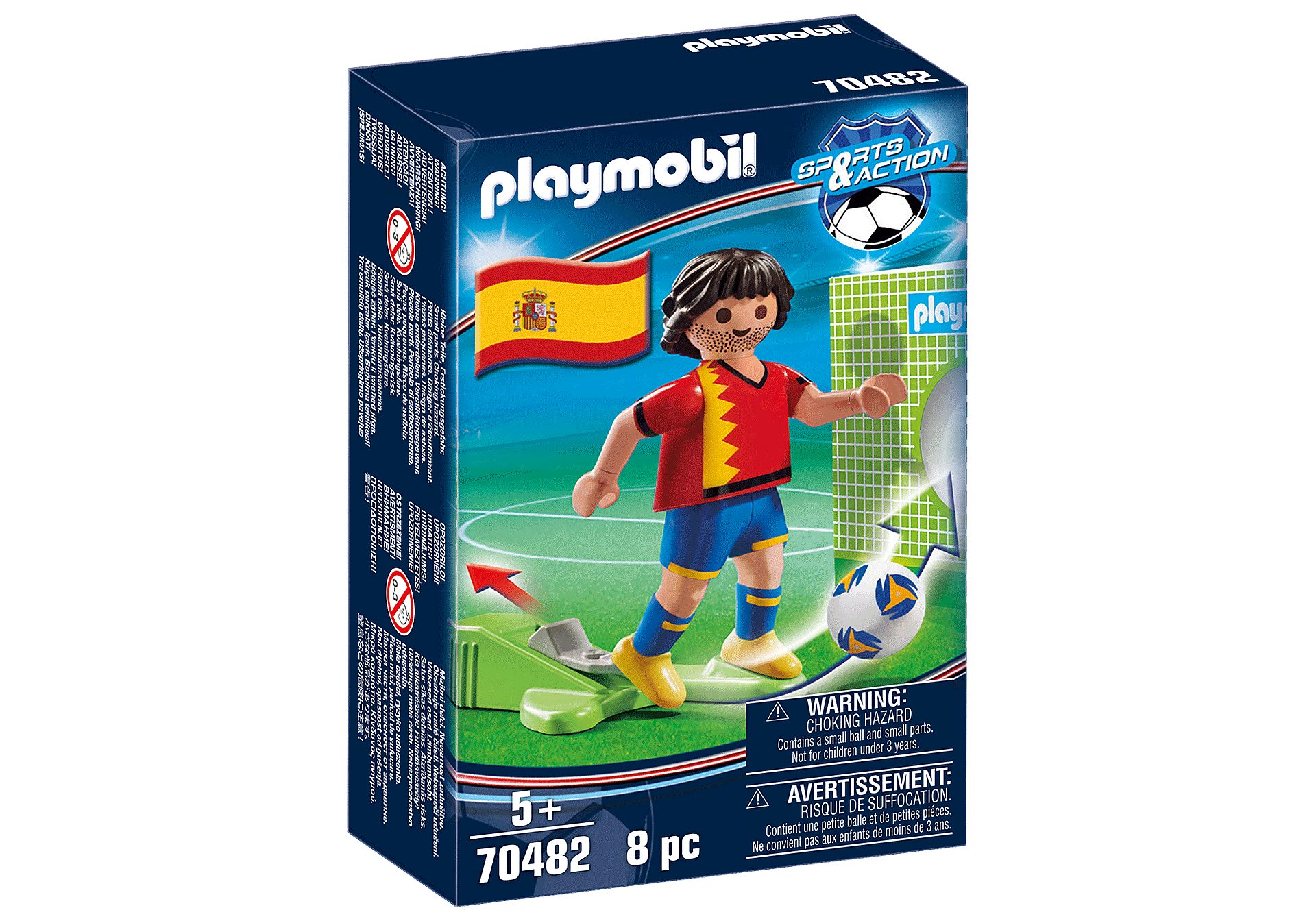 70482 National Player Spain zoom image2