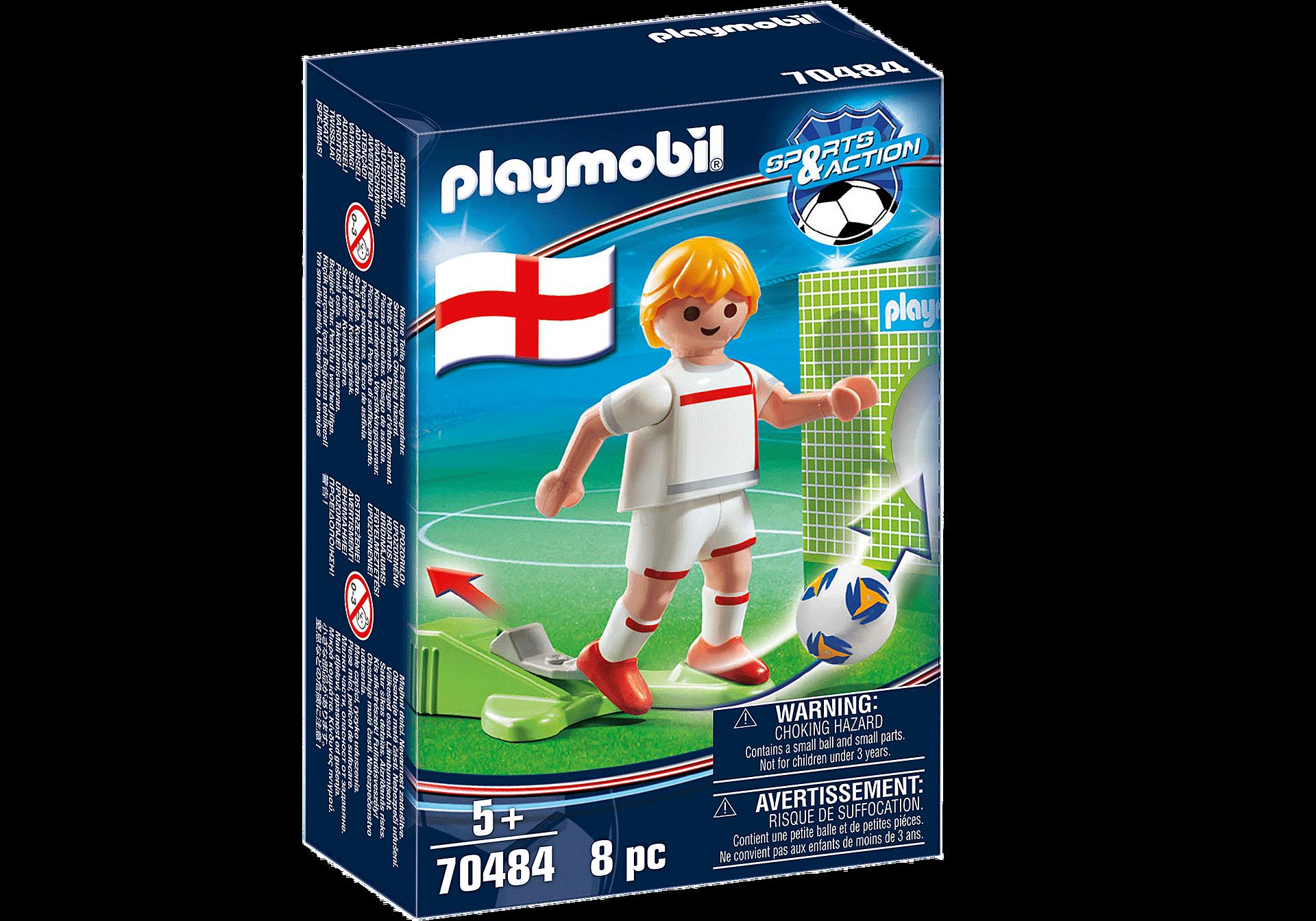 70484 Jugador de Fútbol - Inglaterra zoom image2