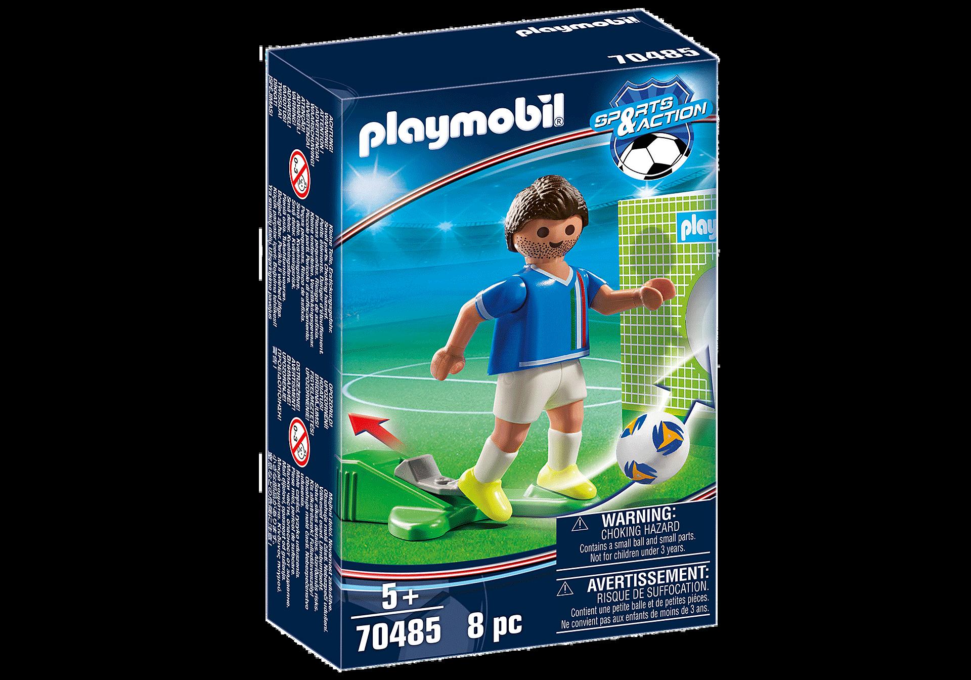 70485 Jugador de Fútbol - Italia zoom image2