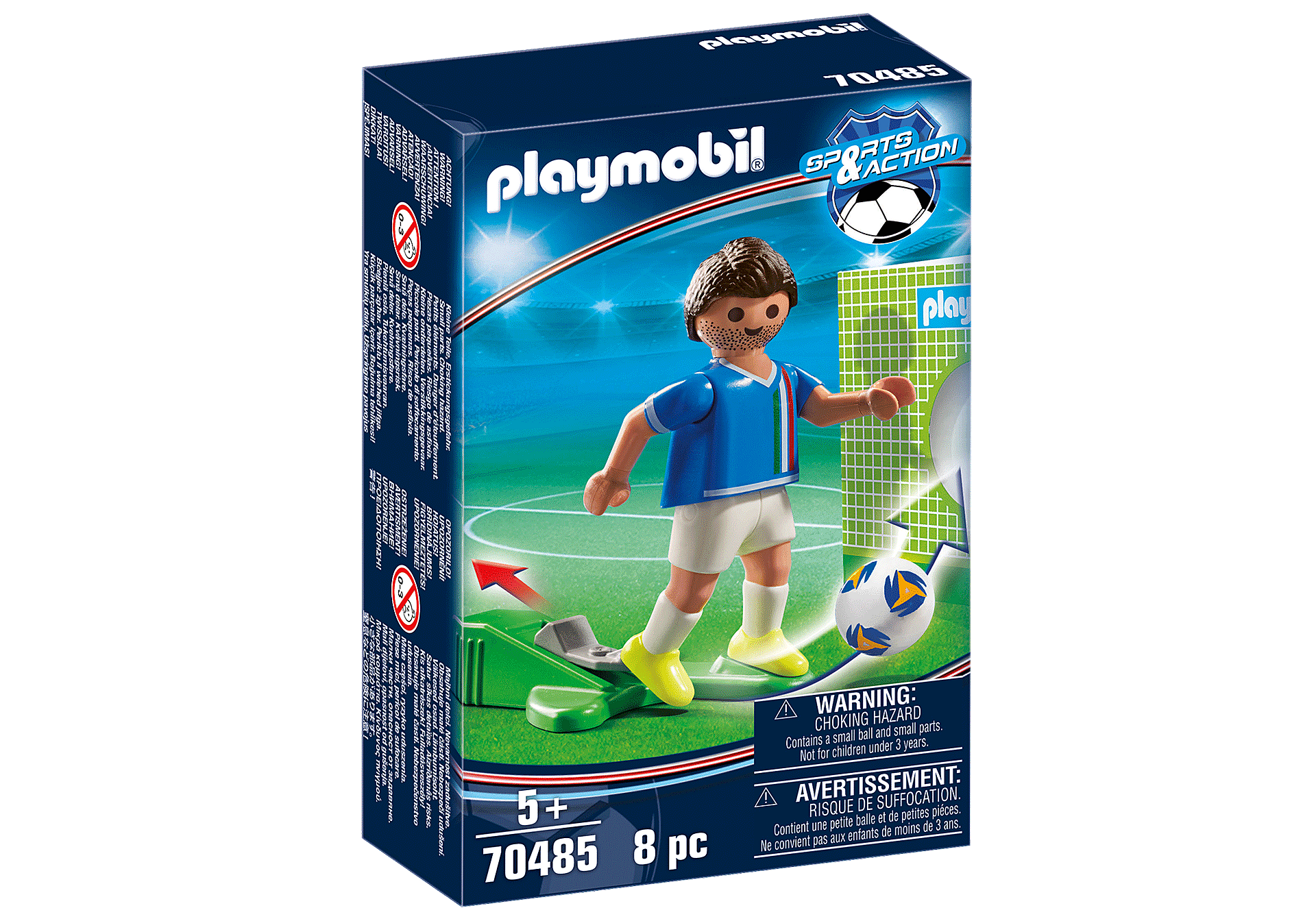 70485 Soccer Player Italy  zoom image2